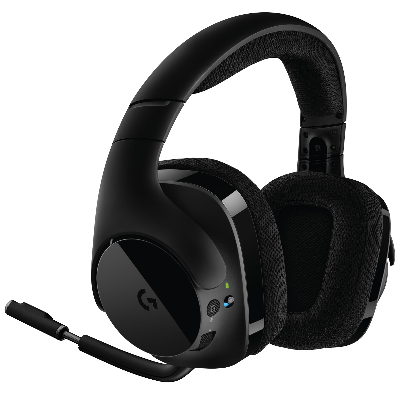 Logitech G533 Prodigy Wireless Gaming Headset 7.1 Surround - Micro-casque - 1