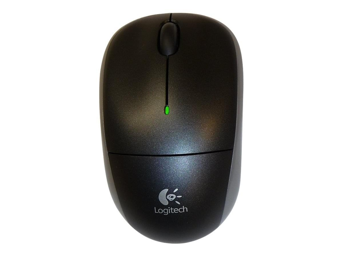 Logitech Souris PC Wireless Mouse M217 - 0