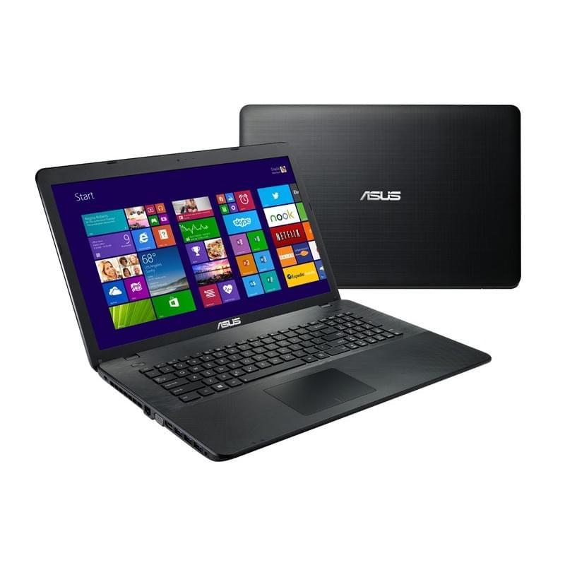 Asus X751LB-TY008T Noir (90NB08F1-M02410) - Achat / Vente PC portable sur Cybertek.fr - 0