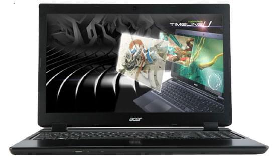 Acer M3-581T-32364G34Mnkk (NX.RY8EF.005) - Achat / Vente PC Portable sur Cybertek.fr - 0