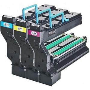 Kit Toner Cyan/Magenta/Jaune - 1710594-001 pour imprimante Laser Konica-Minolta - 0