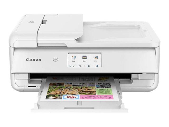 Imprimante multifonction Canon TS9551 White A3 - Cybertek.fr - 2