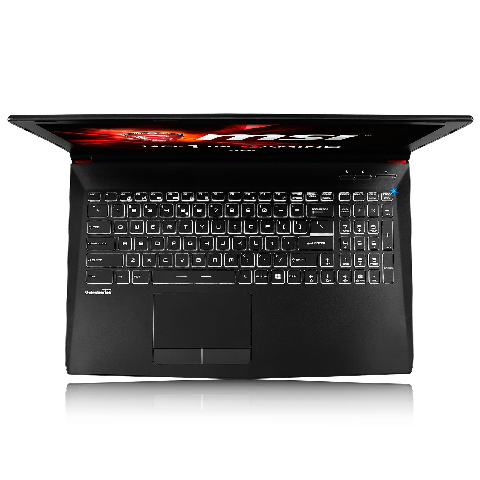 MSI GP62 6QF-609FR - PC portable MSI - Cybertek.fr - 2