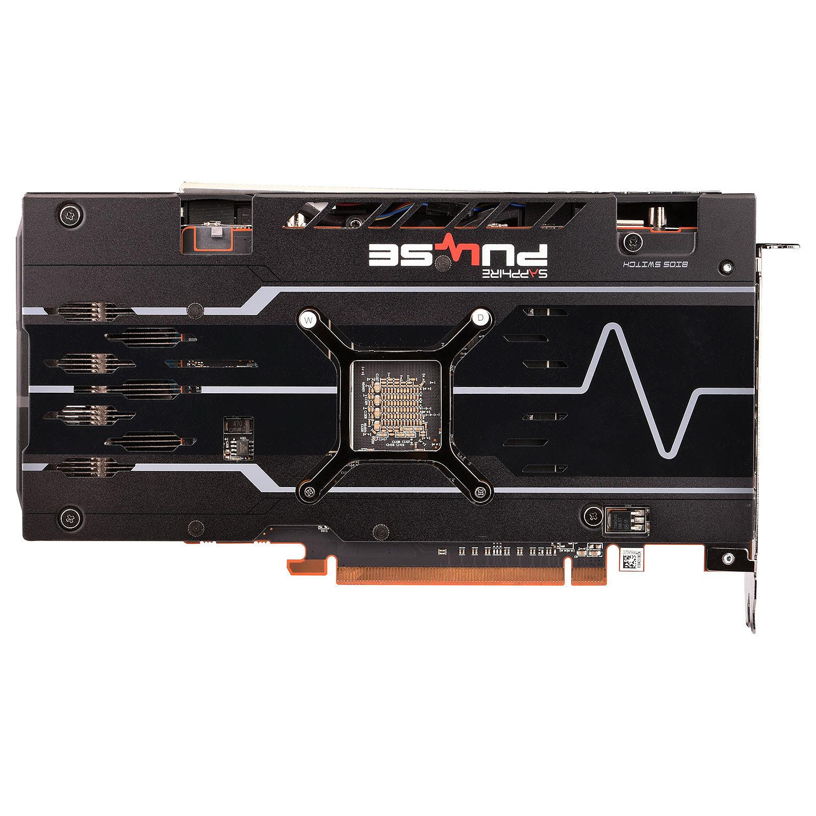Sapphire Pulse RX 5500 XT 8G 8Go - Carte graphique Sapphire - 1