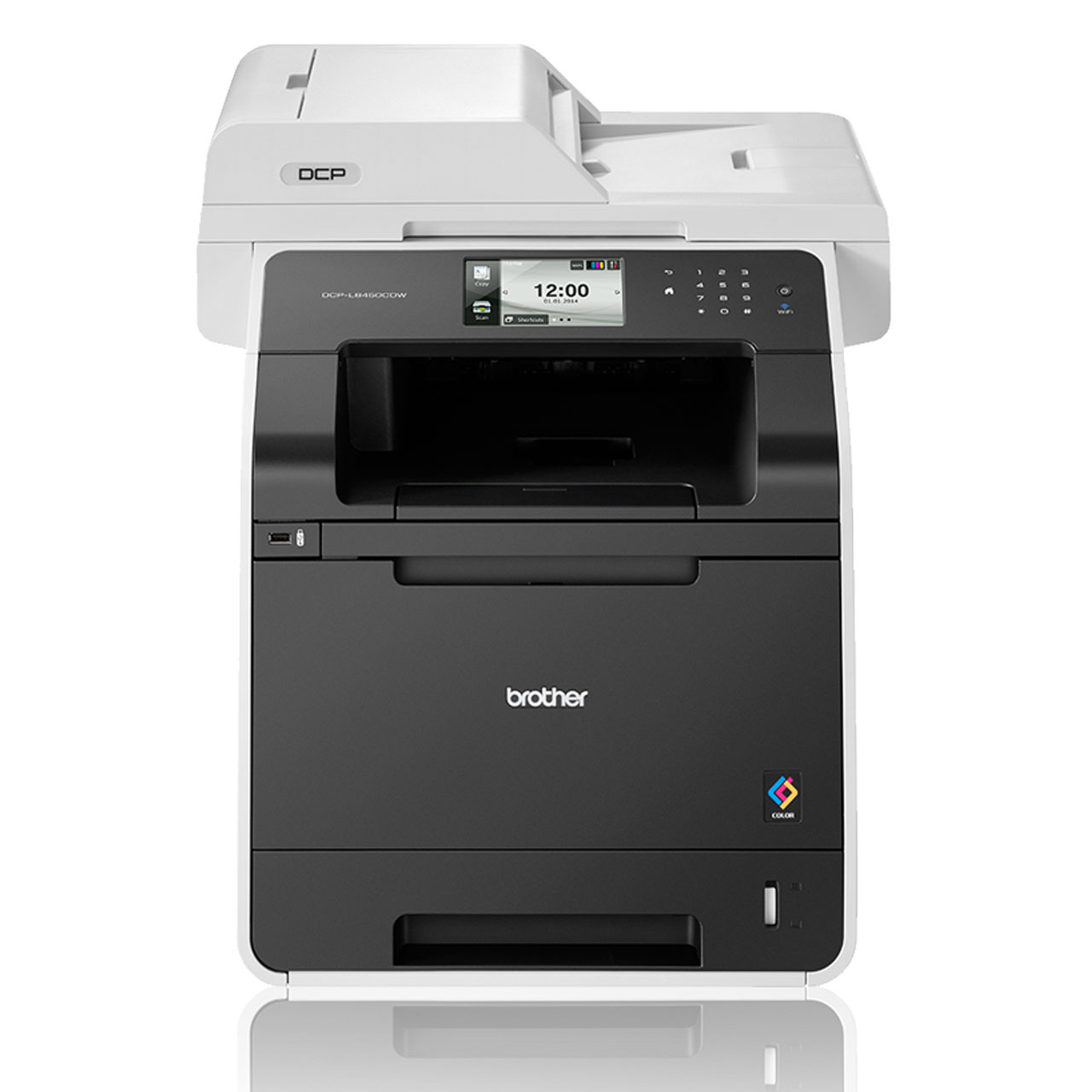 Imprimante multifonction Brother DCP-L8450CDW - Cybertek.fr - 0