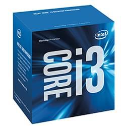 image produit Intel Core i3 6100 - 3.7GHz/3Mo/LGA1151/BOX Cybertek