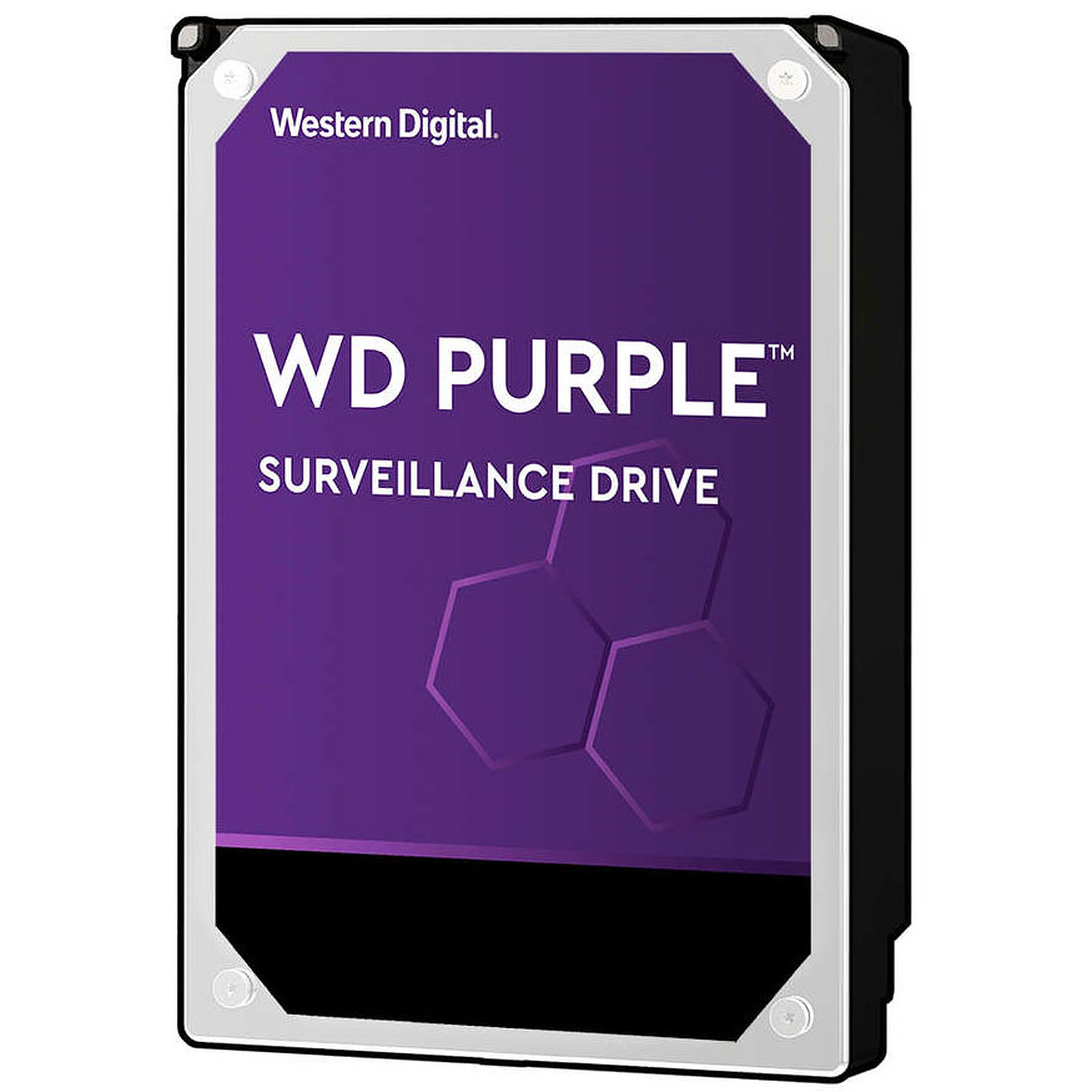 "WD WD121PURZ 12To 7200 Tr/min - Disque dur interne 3.5"" - 0"