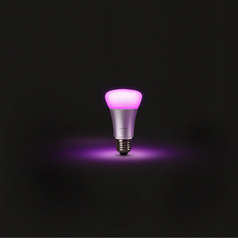 Philips HUE - Ampoule LED 10W A60 E27 (929001257303) - Achat / Vente Objet connecté / Domotique sur Cybertek.fr - 3