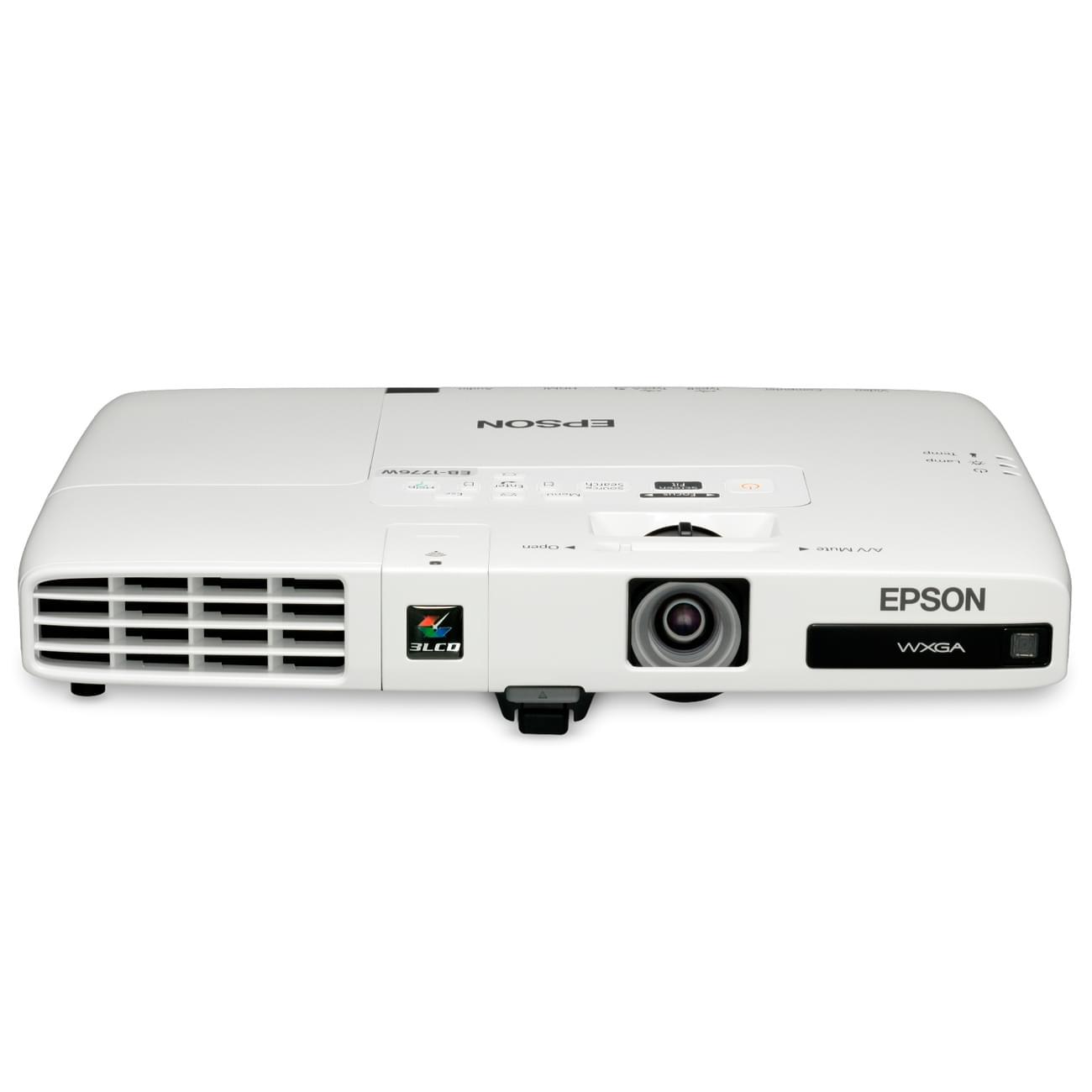 Epson EB1776W (V11H476040) - Achat / Vente Vidéoprojecteur sur Cybertek.fr - 0