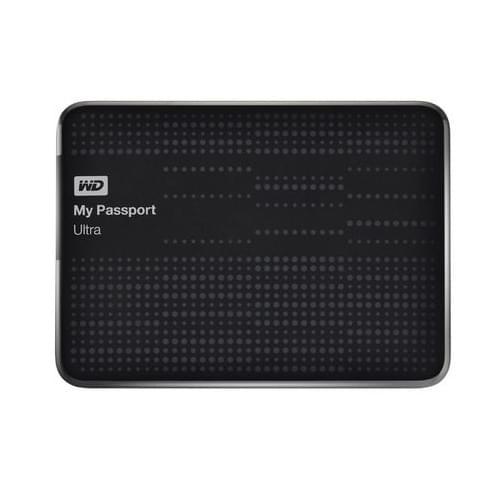 "WD 1To 2""1/2 USB3 (WDBZFP0010BBK-EEFX) - Achat / Vente Disque dur Externe sur Cybertek.fr - 0"
