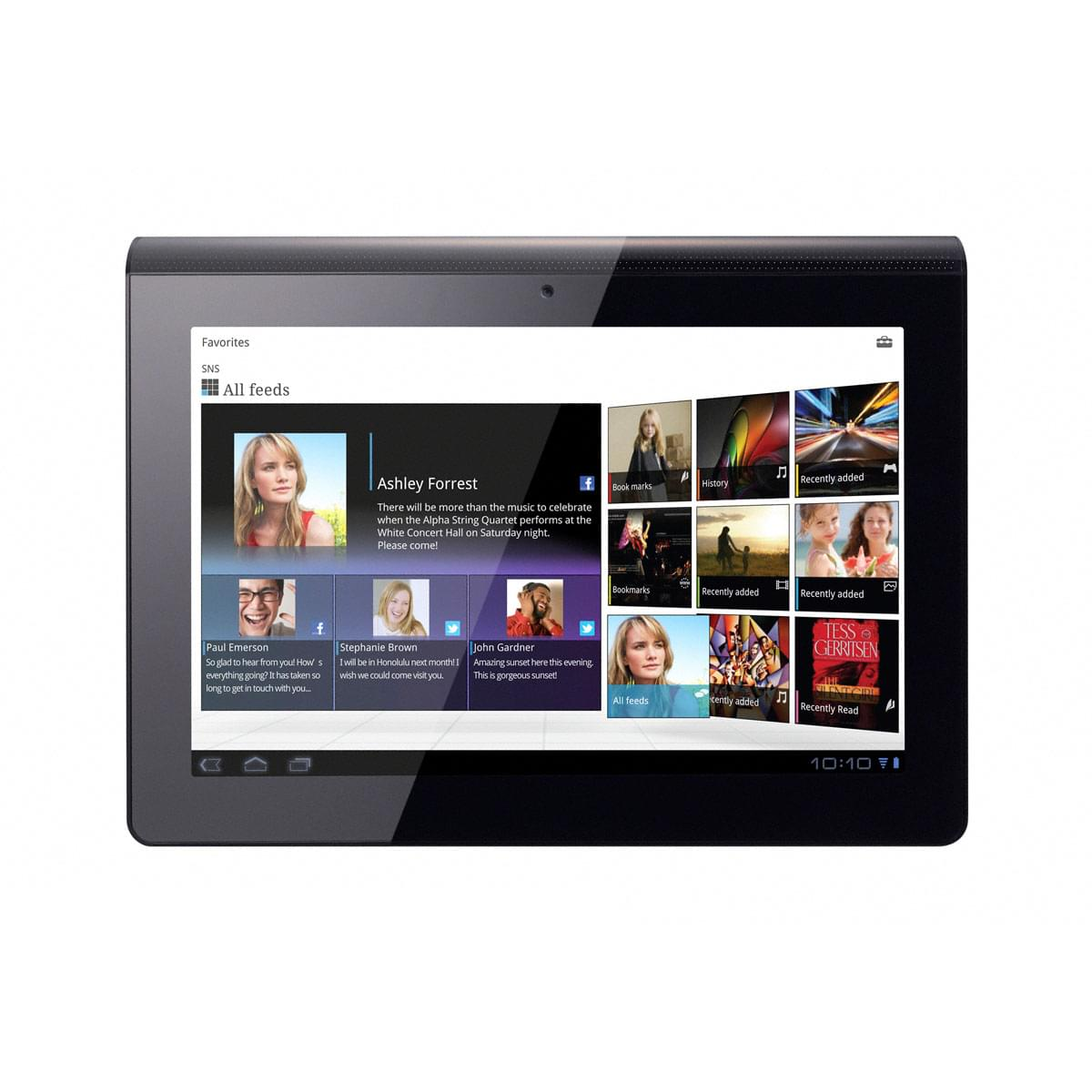 Sony Tablet S 16Go - Tablette tactile Sony - Cybertek.fr - 0