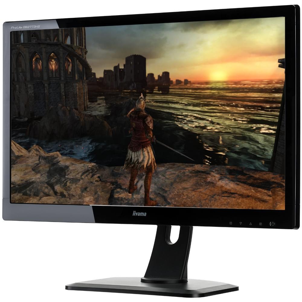 Iiyama GB2773HS-GB2 (GB2773HS-GB2 fdv->GB2788HS-B1) - Achat / Vente Ecran PC sur Cybertek.fr - 0