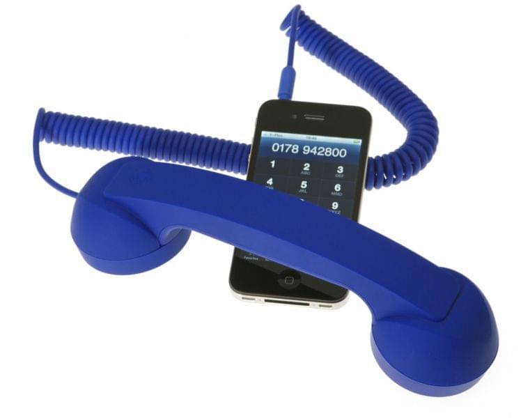 Native Union Combiné Retro Moshi Moshi pour smartphone (MM01H-BLUE_ST-1) - Achat / Vente Accessoire téléphonie sur Cybertek.fr - 0
