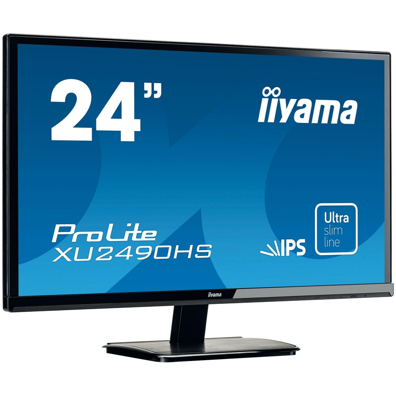 Iiyama XU2490HS-B1 (XU2490HS-B1 -> 2492) - Achat / Vente Ecran PC sur Cybertek.fr - 0