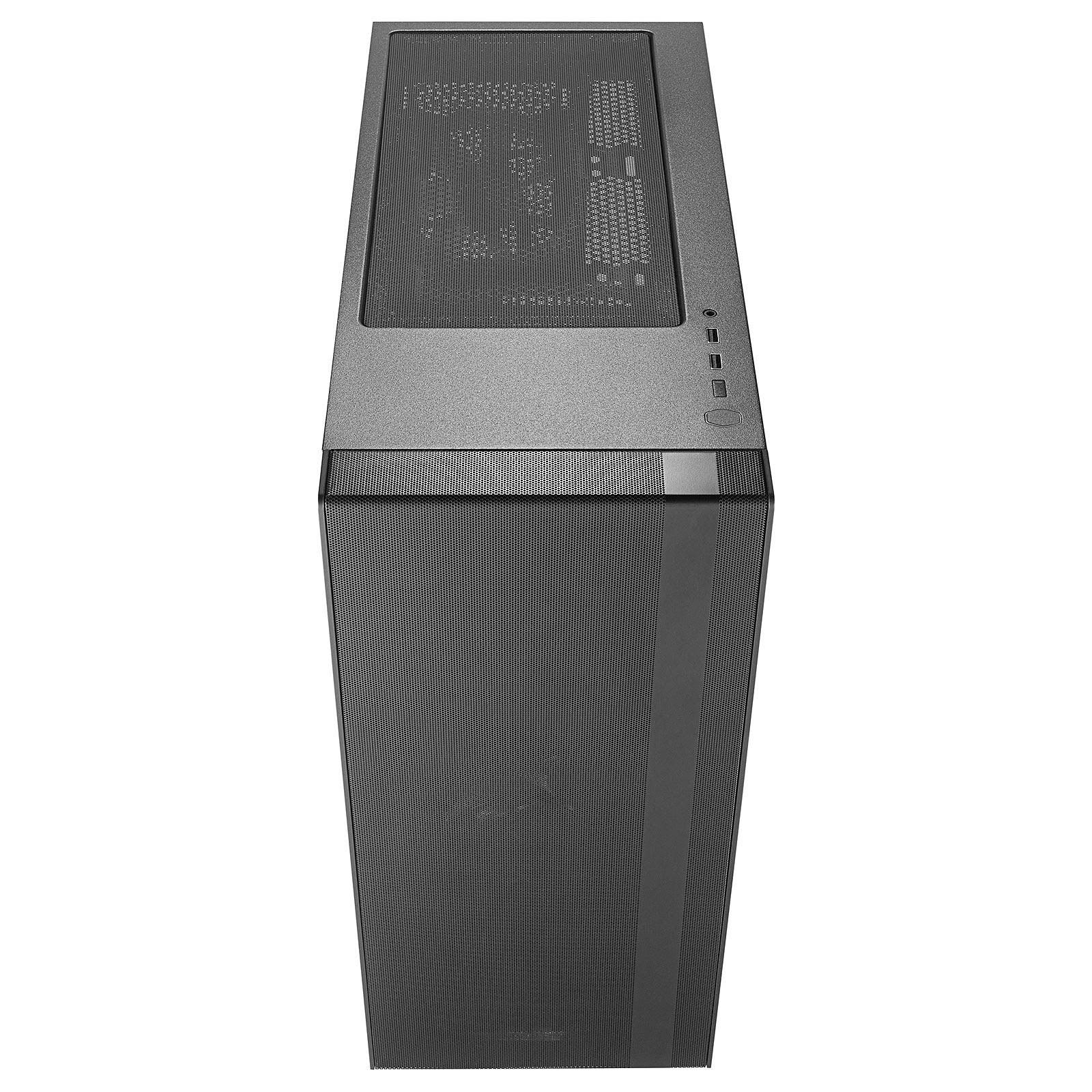 Cooler Master MasterBox NR600 MCB-NR600-KGNN-S00 Noir - Boîtier PC - 1