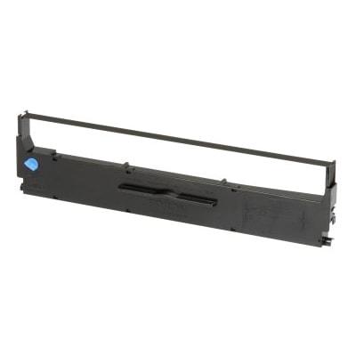 Ruban Matricielle Noir pour LX 350 - C13S015637 pour imprimante  Epson - 0