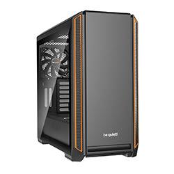 image produit Be Quiet! Silent Base 601 Window Orange - BGW25 Cybertek