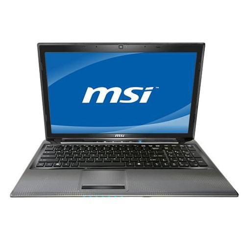 MSI CR650-604 (9S7-16GN47-604) - Achat / Vente PC Portable sur Cybertek.fr - 0