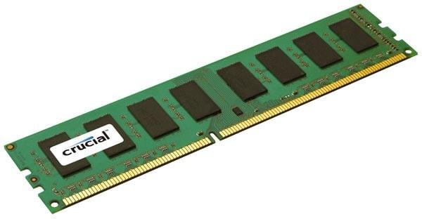 Crucial CT51264BD160BJ (4Go DDR3L 1.35/1.5v 1600 PC12800) (CT51264BD160BJ) - Achat / Vente Mémoire PC sur Cybertek.fr - 0