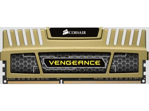 Corsair CMZ16GX3M4X1600C9G (4x4Go DDR3 1600 PC12800) (CMZ16GX3M4X1600C9G soldé) - Achat / Vente Mémoire PC sur Cybertek.fr - 0