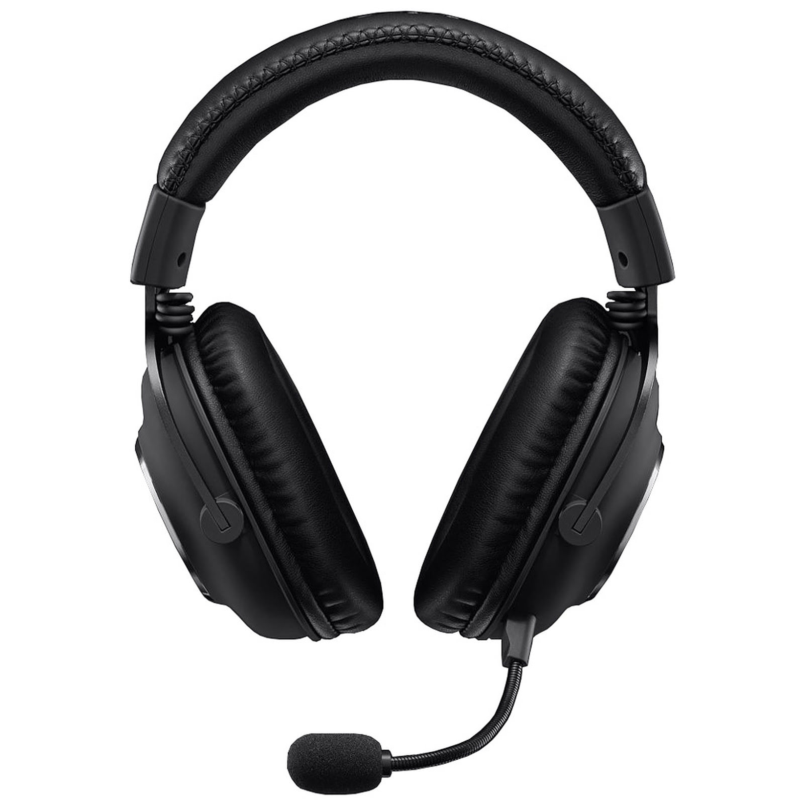 Logitech G PRO X Gaming Headset 7.1 Surround Noir - Micro-casque - 1