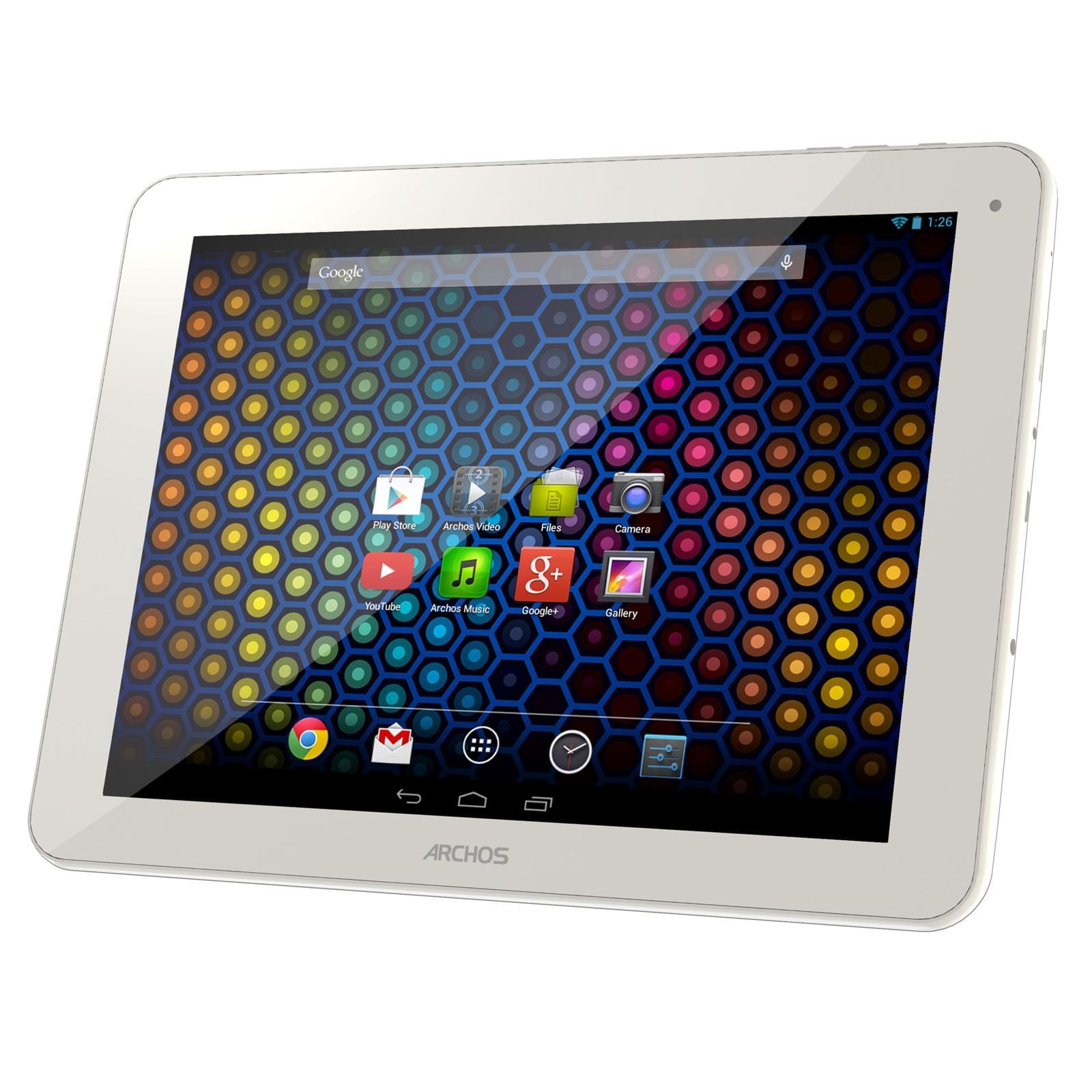 Archos 97 Neon 8Go White (502551) - Achat / Vente Tablette Tactile sur Cybertek.fr - 0