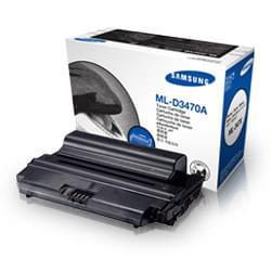 Toner Noir 4000p - ML-D3470A pour imprimante Laser Samsung - 0