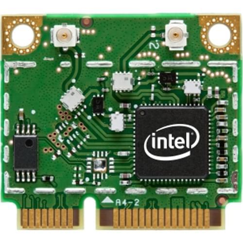 Intel Carte réseau WiFi+BT Centrino Advanced-N 6235 PCI-E Half Mini - 0