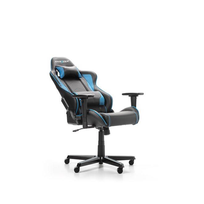 DXRacer Formula F08-NB Noir/Bleu - Siège PC Gamer - Cybertek.fr - 1
