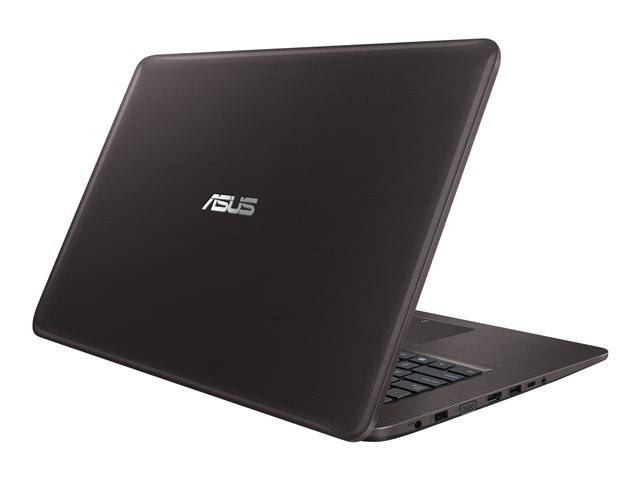 Asus X756UJ-TY050T Marr. (90NBOA21-M00560) - Achat / Vente PC Portable sur Cybertek.fr - 0