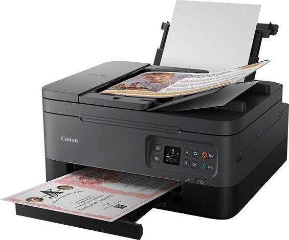 Imprimante multifonction Canon PIXMA TS7450 Black - Cybertek.fr - 1