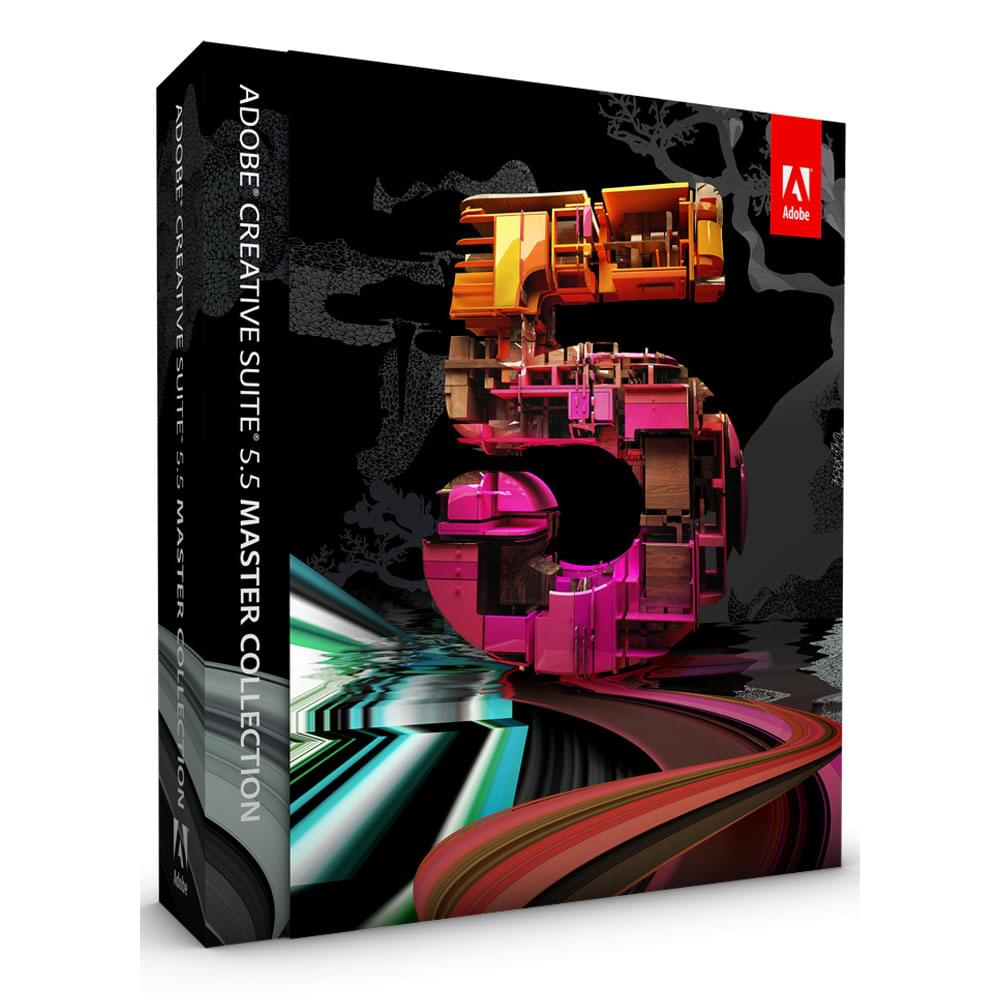 Adobe Creative Suite 5.5 Master Collection (65115764) - Achat / Vente Logiciel application sur Cybertek.fr - 0