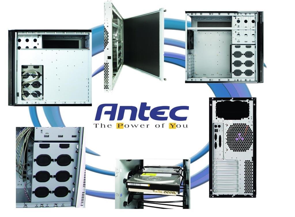 Antec LifeStyle SOLO (0761345-08500-7) - Achat / Vente Boîtier PC sur Cybertek.fr - 0