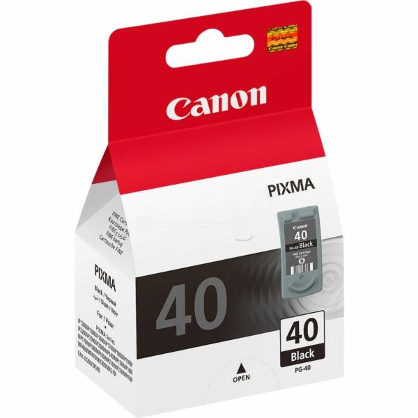 Cartouche PG-40 Noire - 0615B001 pour imprimante Jet d'encre Canon - 0