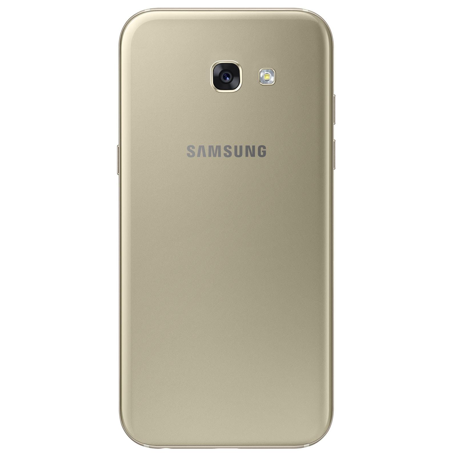 Samsung Galaxy A3 (2017) Or - Téléphonie Samsung - Cybertek.fr - 1