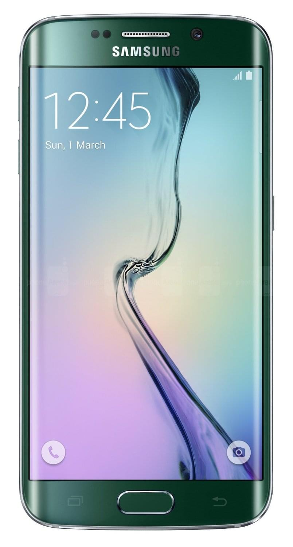 Samsung Galaxy S6 Edge 32Gb Green G925F (SM-G925FZGA) - Achat / Vente Téléphonie sur Cybertek.fr - 0