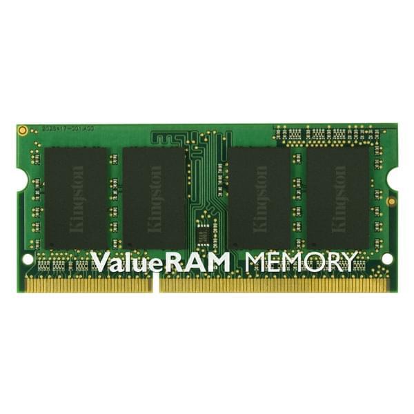 Marque/Marque SO-DIMM 4Go DDR3 FSB1333 (KVR1333D3S9/4G voir 34497) - Achat / Vente Mémoire PC portable sur Cybertek.fr - 0