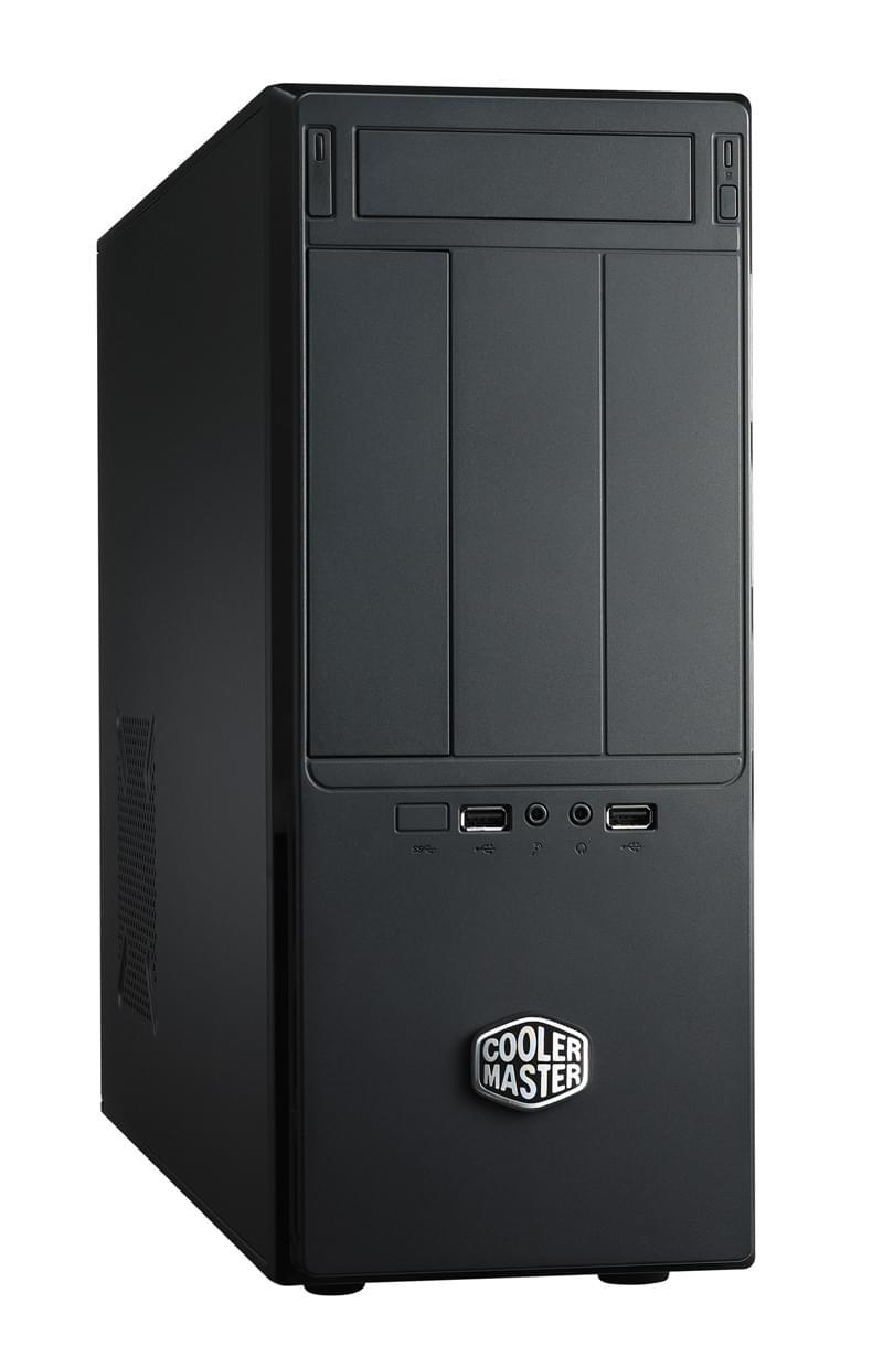 Cooler Master Elite 361 RC-361-KKN1 (RC-361-KKN1) - Achat / Vente Boîtier PC sur Cybertek.fr - 0