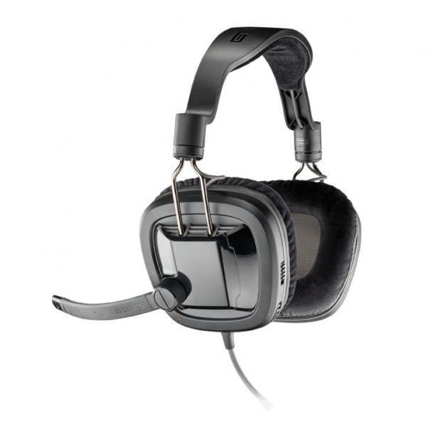 Plantronics Gamecom 380 (86050-05) - Achat / Vente Micro-casque sur Cybertek.fr - 0