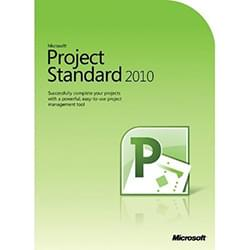 Cybertek Logiciel application Microsoft Project Standard 2010