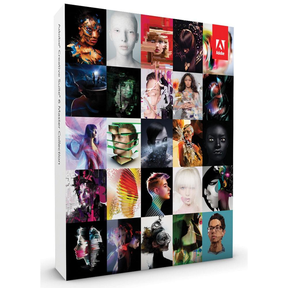 Adobe CS6 Master Collection (65167133) - Achat / Vente Logiciel Application sur Cybertek.fr - 0