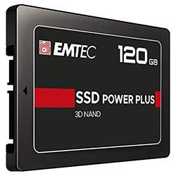 image produit Emtec 120Go SATA III - X150 Power Plus Cybertek