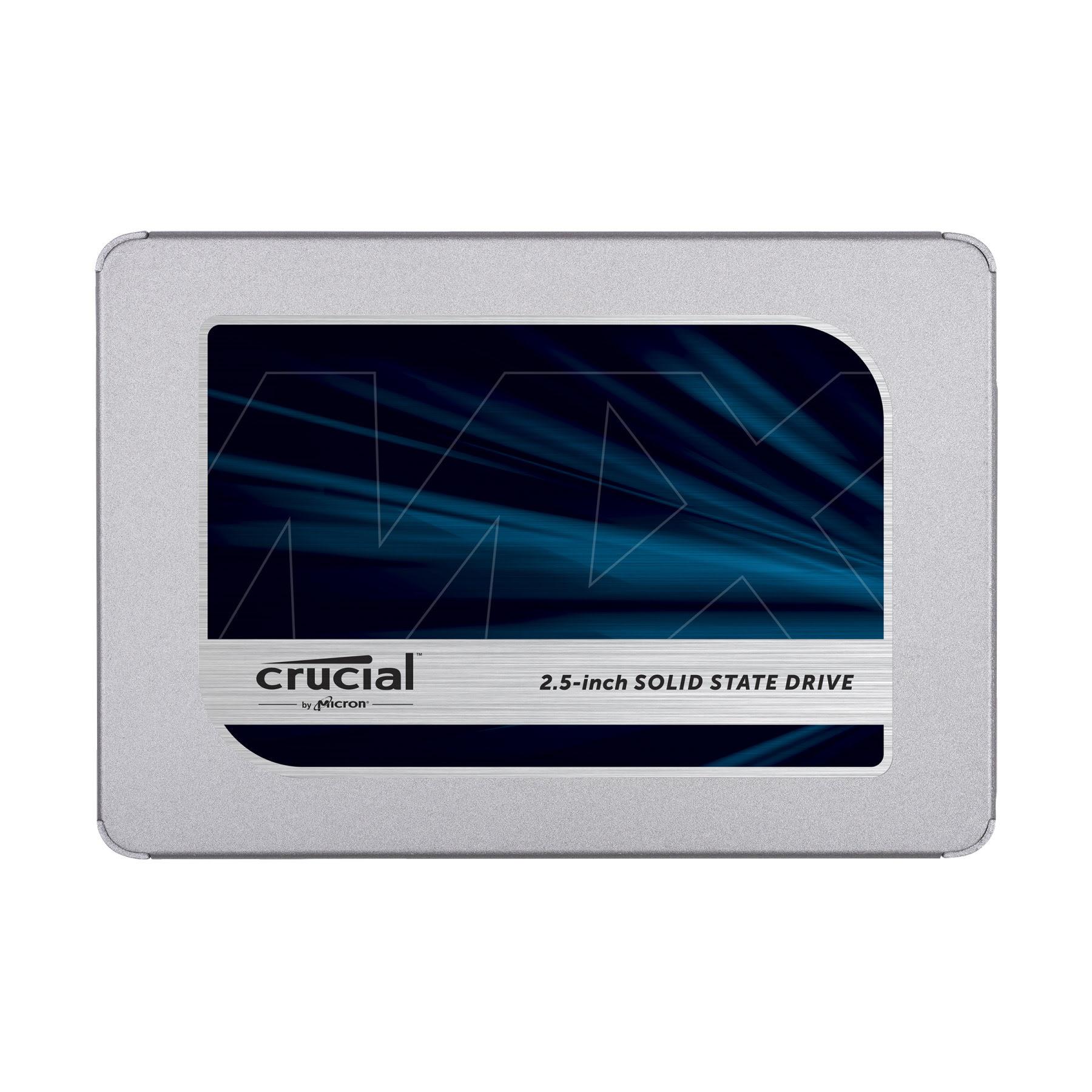 Crucial MX500 480-525Go - Disque SSD Crucial - Cybertek.fr - 1