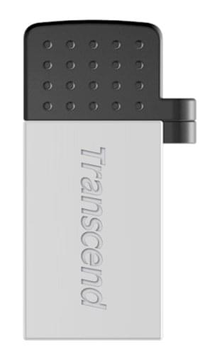 Transcend 16Go USB+micro-USB 2.0 - Clé USB Transcend - Cybertek.fr - 0