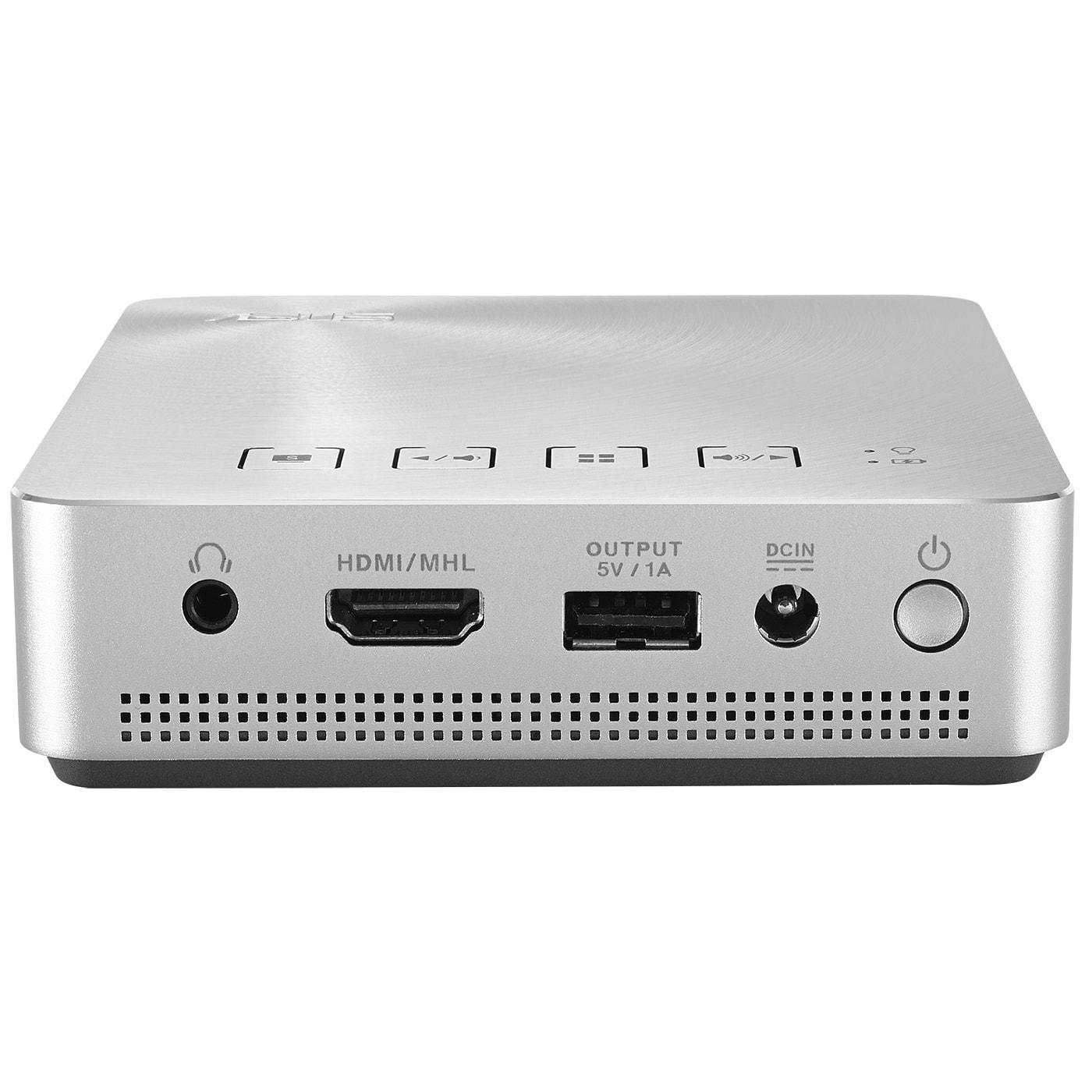 Asus S1 (90LJ0060-B00120) - Achat / Vente Vidéoprojecteur sur Cybertek.fr - 2