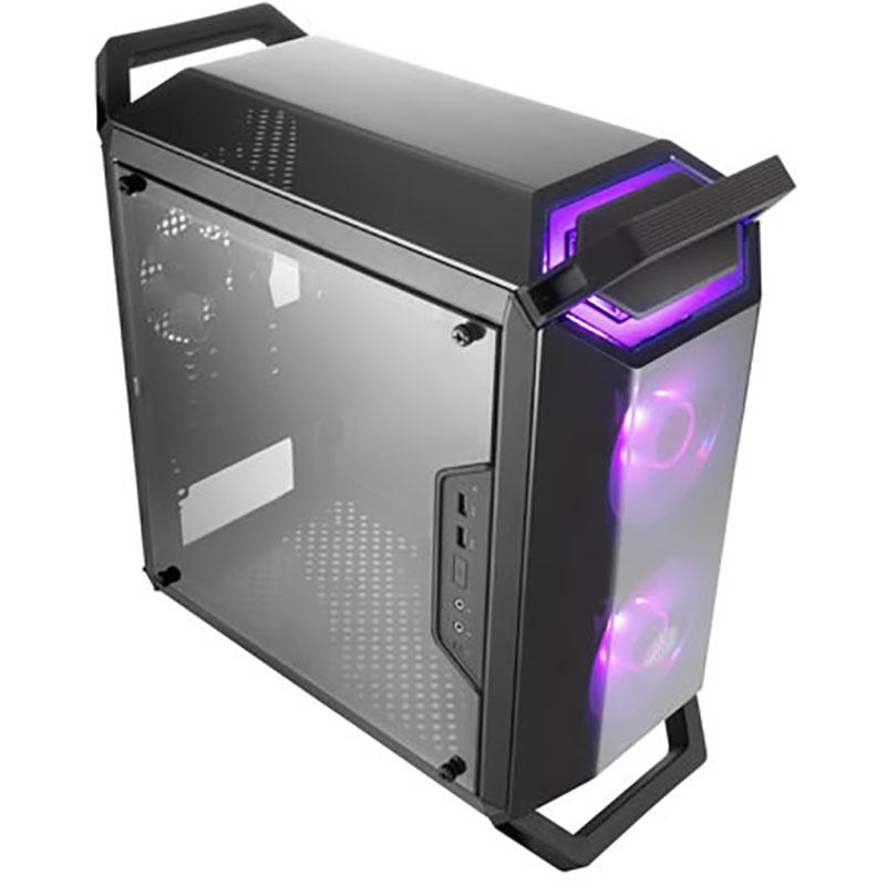 Cooler Master MasterBox Q300P MCB-Q300P-KANN-S02 Noir - Boîtier PC - 0