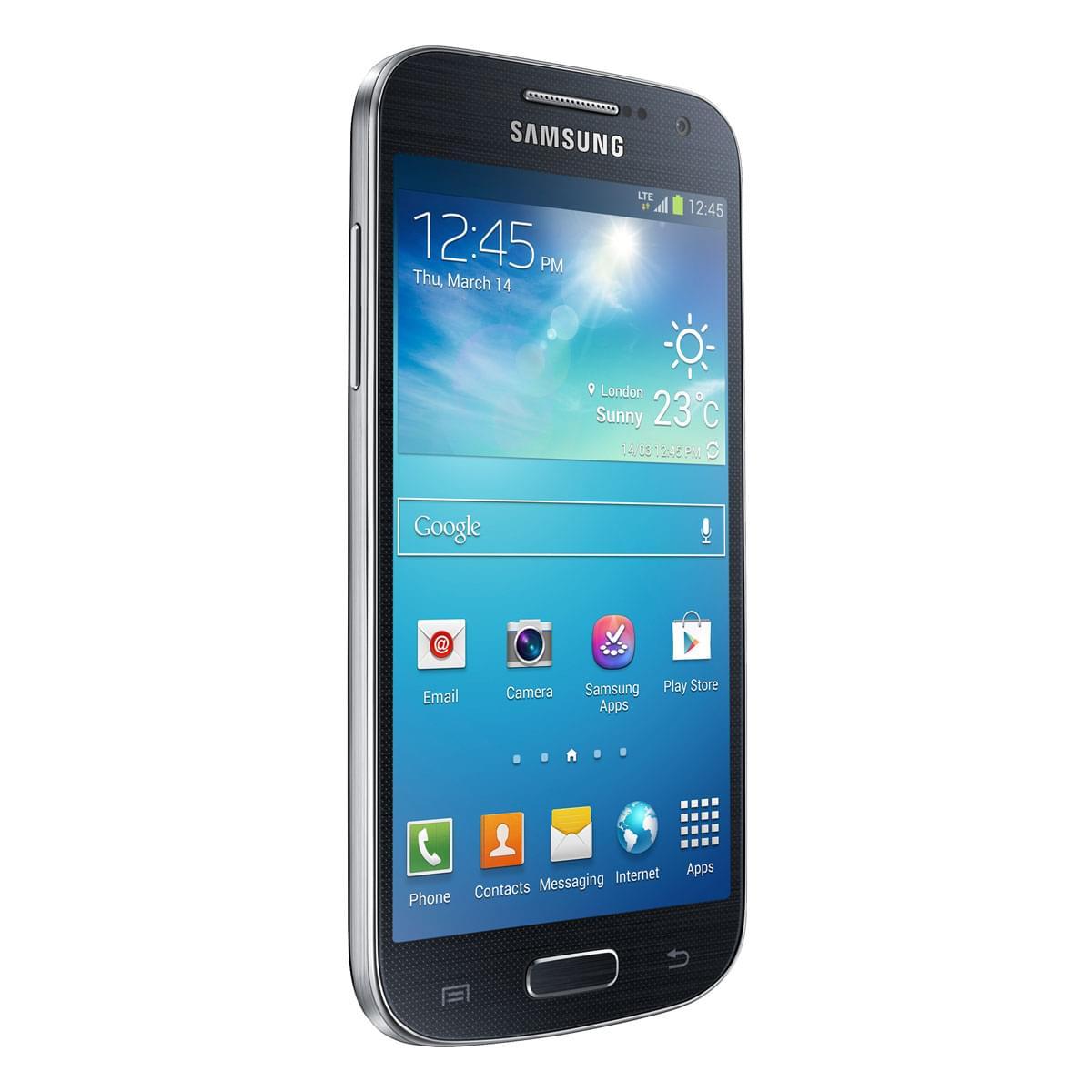 "Samsung Galaxy S4 Mini 4G - 4,3"" - 8Go - Snapdragon 400 - Android 4.2 - 0"