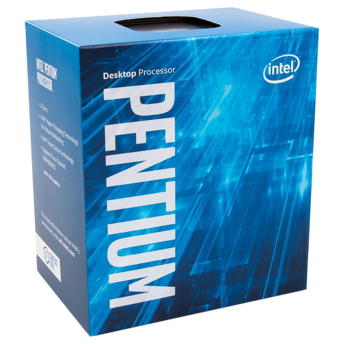 Intel Pentium G4560 - 3.5GHz - Processeur Intel - Cybertek.fr - 0