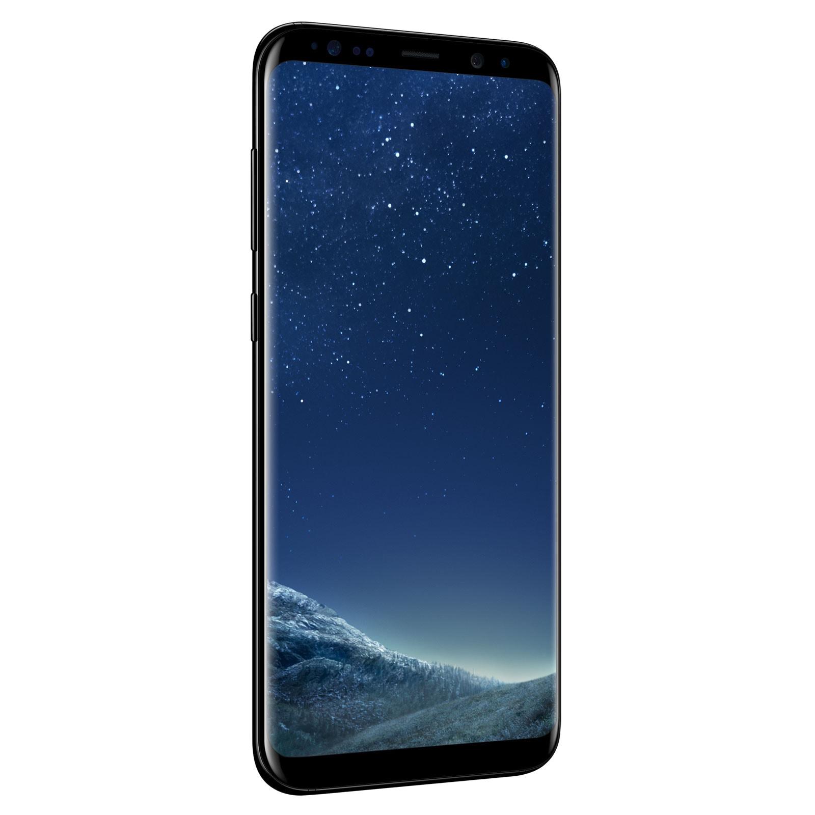 Samsung Galaxy S8+ 64Go G955 Black - Téléphonie Samsung - 4