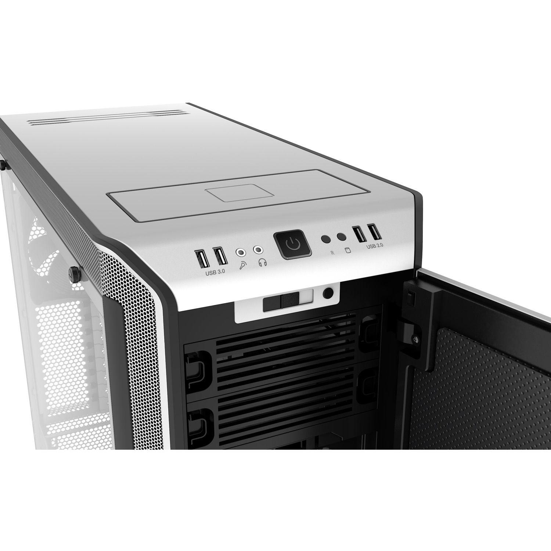 Be Quiet! GT/Sans Alim/E-ATX Blanc - Boîtier PC Be Quiet! - 1